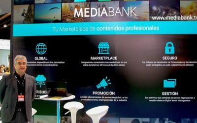 MediaBank starts its round of presentations! Are you ready?