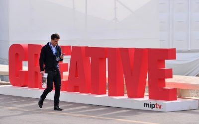 Another content creation process is possible: Zoomin TV in MIPTV